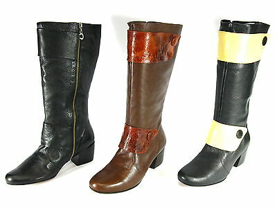 "Wholesale Lot 134 Pairs Cvine Leather Women's Boots, Model ""Sublime"""