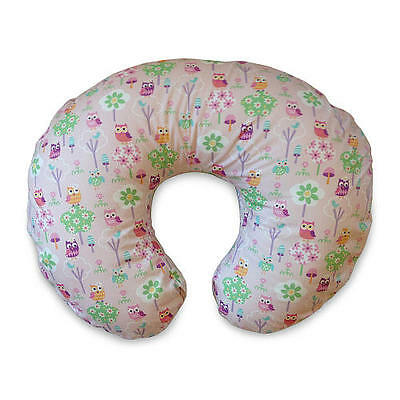Boppy Pillow Slipcover, Classic Owls and Flowers, New! Free Shipping!