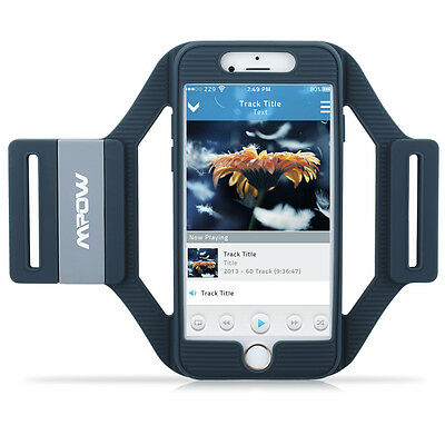 Mpow Sports Armband Gym Arm Cover Cases Running Phone Holder Pouch US SHIPPING