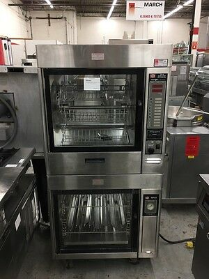 Henny Penny TR-6 - Electric Chicken Rotisserie Oven on HR-6 Display - Refurb.