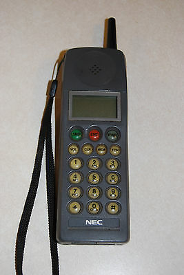 Vintage NEC Cell phone MP5A1B1-1A