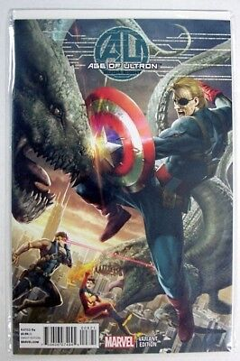 AGE OF ULTRON Book # 8 Comic ~ VARIANT Orange COVER ~ NM/UNREAD Marvel
