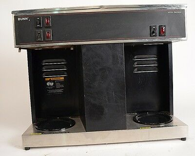 BUNN VPS 12-Cup Commercial Coffee Brewer Maker w/ 3 Warmers