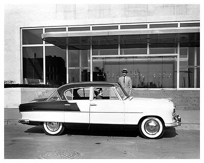 1955 Rambler ORIGINAL Factory Photo oub0179