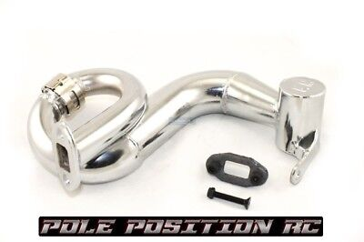 KM Thor Pipe for 5B HPI Rovan KM Baja