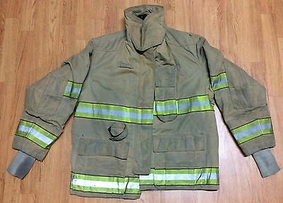 Globe GX-7 Firefighter Jacket Turnout/Bunker Coat 46 Chest x 32 Length