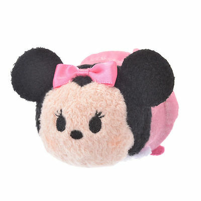 Disney Store Japan March 2nd Minnie Mouse Day 1952 Mini Tsum New with Tags