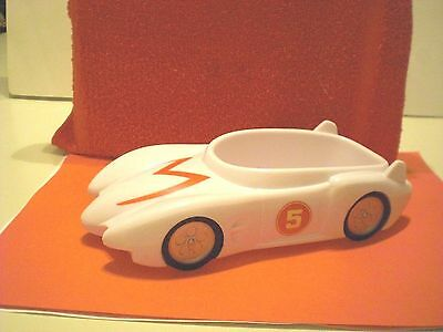 "Speed Racer Cereal Bowl 2008 General Mills Promotion.7 1/4"" x 3"" x 1 3/4"" New"