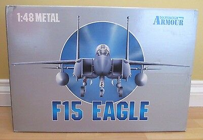 Armour Collection USAF F15 E Eagle 1:48 Metal Diecast 98048 Pre Franklin Mint