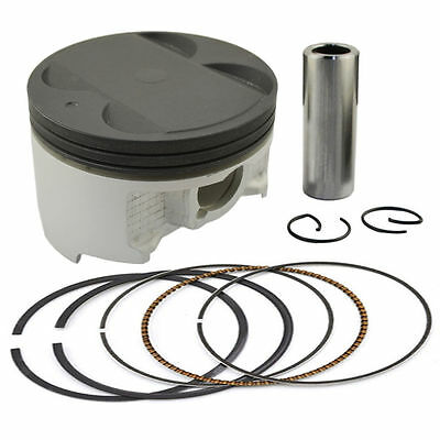 Piston Rings Kits for Suzuki AN400 Burgman Skywave +0.25 o/s Bore Size φ83.25mm