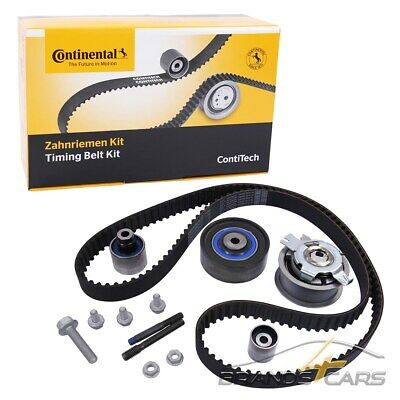 Contitech Zahnriemen-Satz Set Kit Vw Golf Plus 5M Golf 6 5K Aj 1.6 2.0 Tdi