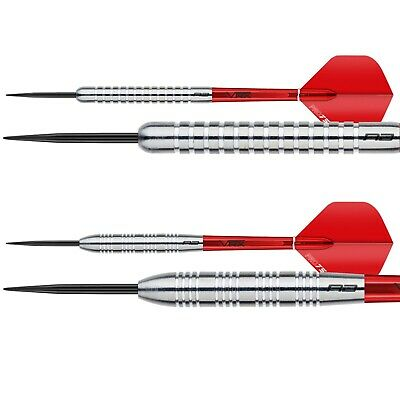 HELL FIRE TUNGSTEN DARTS SET Red Dragon™ Dart, Stems, Flights , Case, 22 - 26g