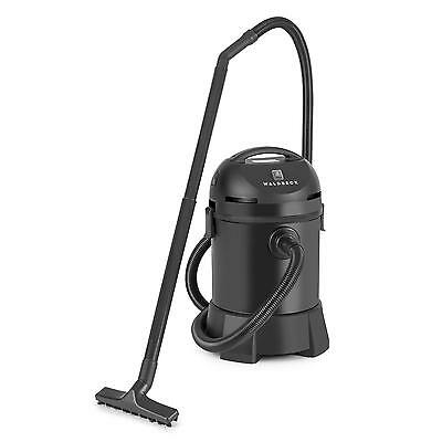 Pond Vacuum Cleaner Wet Dry Vac Garden Aquarium 1400 W 30 L Acessories Black