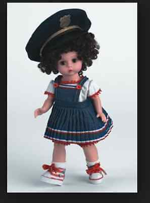 "Madame Alexander Doll 36765 Daddy's My Hero Pilot 8"" NIB Retired RARE"