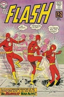 Flash (Vol 1) # 132 (FN+) (Fne Plus+) DC Comics ORIG US