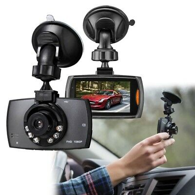 SoundLogic XT Slimline HD Universal 360 Degree Audio & Video Adjustable Dash Cam
