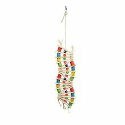 Happy Pet Parrot Rainbow Wave Toy sgl 00794