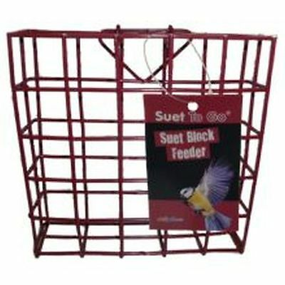 Suet To Go Suet Block Holder sgl WB021