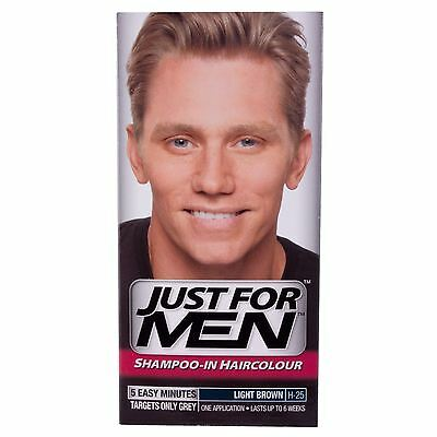 Just For Men Shampoo In Hair Colour - Choose Your Colour