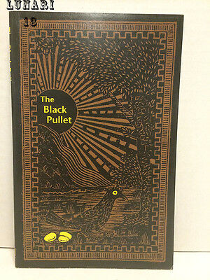 The Black Pullet, Science Of Magical Talisman, Soft Cover, Samuel Weiser Books
