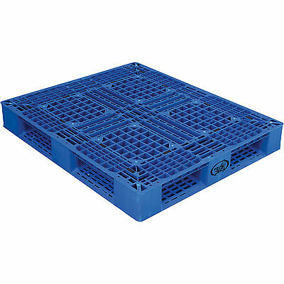 Shipping Hard Plastic Pallet 48 x 40 1200 Lb - LOCAL PICKUP ONLY!