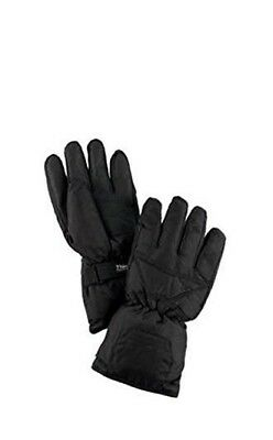 Hot Headz Battery-Operated Heated Gloves-Black-NEW