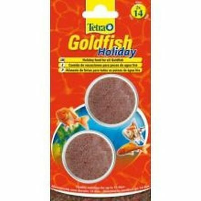 Tetra Goldfish Holiday Food 2x12g 159433