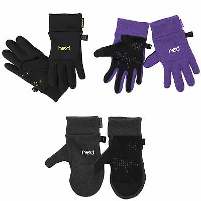 Head Touchscreen Compatible Texting Gloves or Mittens for Kids - Sensatec