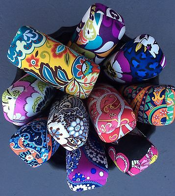 So Much Fun! VERA BRADLEY Hard Sunglass Case *Assorted Patterns* All Brand New!