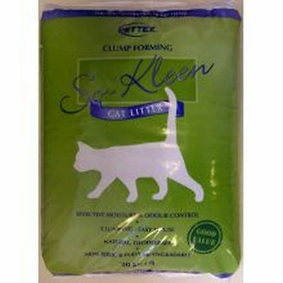 Pettex So Kleen Grey Cat Litter  20kg 20