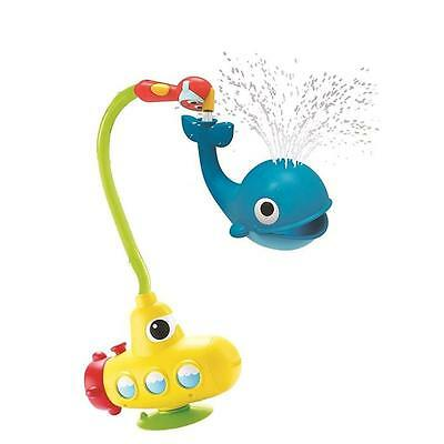 Yookidoo Bath Toy Submarine Spray Whale