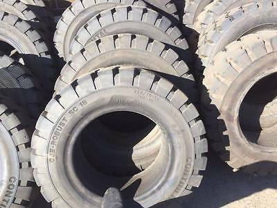 Good Qaulity Solid forklift Tyres