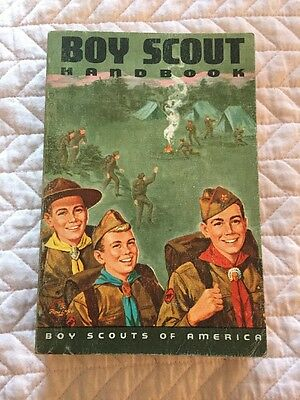 Near Mint 1966 BSA Seventh Edition Second Print Boy Scout Handbook