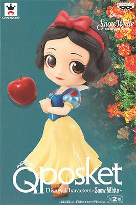 Banpresto Q Posket - Disney Snow White Figure Style A Normal Ver. USA SELLER!!!