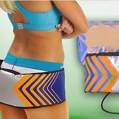 Vibra Tone Slimming Belt - Fat Burner Lose Weight Beach Booty Magical Waist Belt