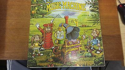 "The Music Machine: A Musical Adventure: The Fruit Of The Spirit: 12"" LP Records"