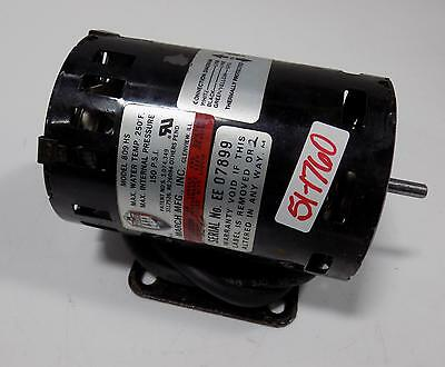 March Mfg. Co. 150Psi Magnetic Drive Pump Model 809 Hs