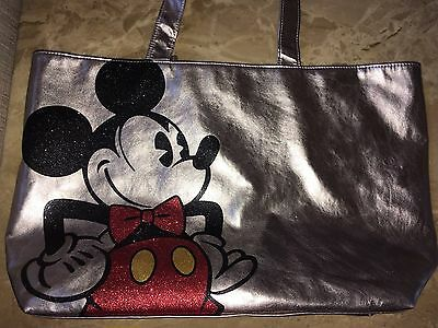 Disney Mickey Mouse Large Tote Authentic