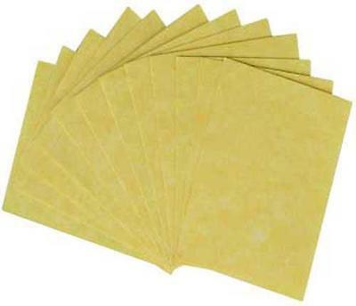 "12-Pack 2""x2.5"" Parchment Paper for Spells, Rituals, Wishing Jars, Pyramids!"