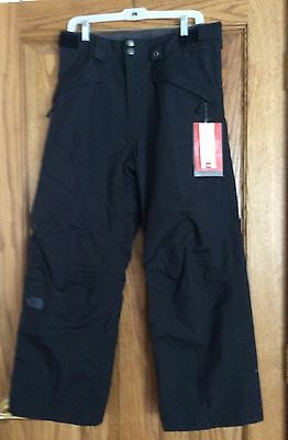 The North Face Men's Seymore Hyvent 2L Shell Pants Small Short In Black