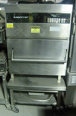 D2-MAX TurboChef Oven with Stand