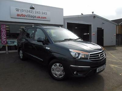 2014 SsangYong Turismo 2.0 S 5dr 7 Seat Sat Nav 5 door MPV