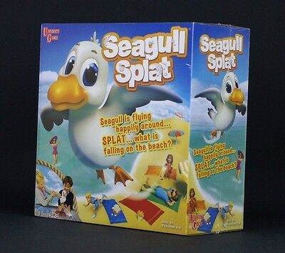 Seagull Splat Kids Game, Brand New, by University Games, Sealed, Free P&P!