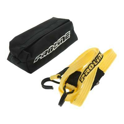 NEW Pro-Line Scale Recovery Tow Strap w/Duffel Bag 1/10 Crw 6314-00