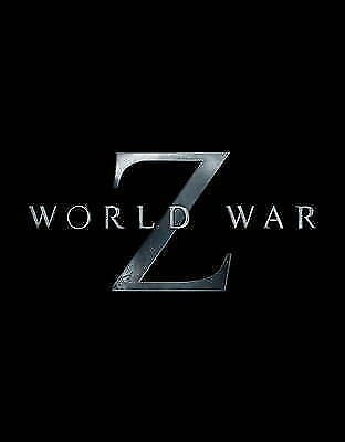 World War Z -The Art of the Film,New Condition