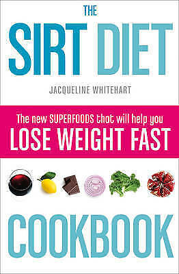 The Sirt Diet Cookbook,New Condition
