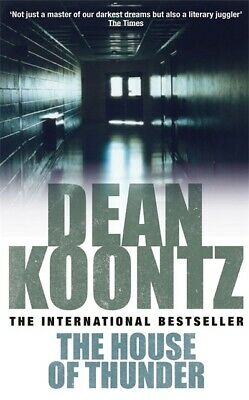 The House of Thunder by Dean Koontz (Paperback)