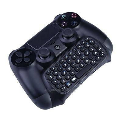 Bluetooth Mini Wireless Chat pad Message Keyboard for Sony Playstation 4 PS4 NEW