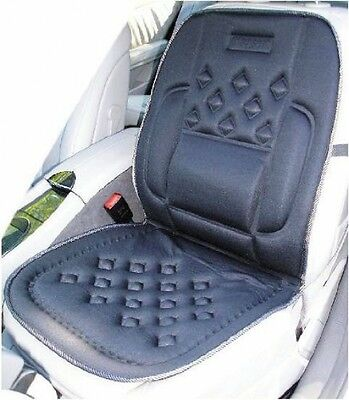 Medipaq® Car Seat SUPPORT Cushion - 24 Air-Flow Pockets - 8 Magnets + BACK and