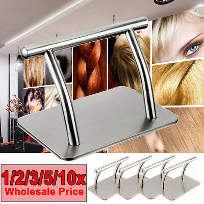 PRO Stainless Footrest Barbers Hair Chair Salon Equipmen Tattoo Hairdressing AF